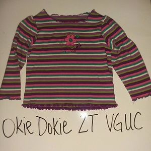 Long Sleeve t-shirt size 2T